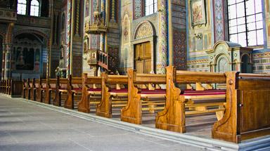friedensfrage der kirche in den 60er